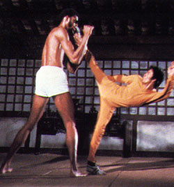 Bruce Lee in The Game Of Death